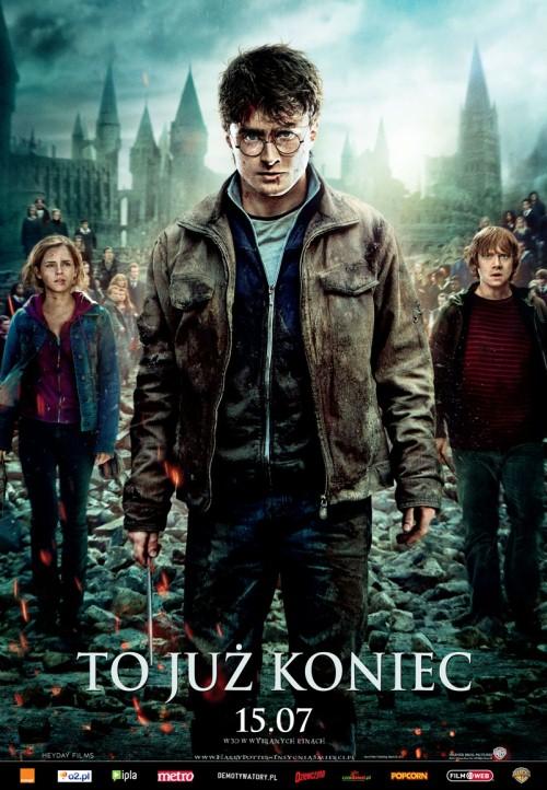 """""""Harry Potter i Insygnia Śmierci, cz. 2"""" – po wizycie w kinie…"""