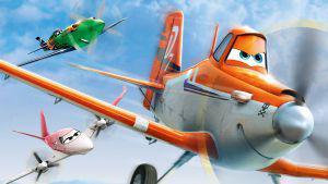 """""""Samoloty"""", czyli wielkie odkrycie w małym świecie"""