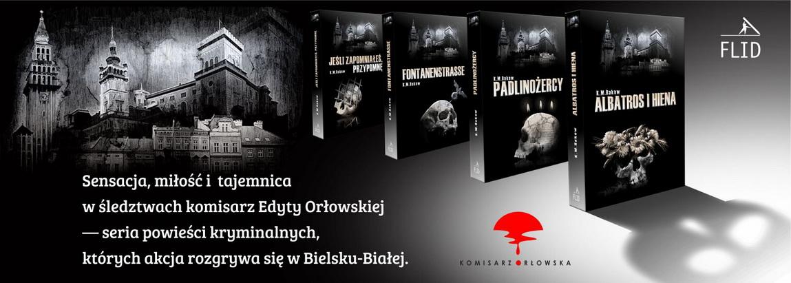 K. M. Bakow Fontanestrasse, czyli Bielsko-Biała w literackiej odsłonie